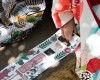 パパブブレ、七五三企画は鹿児島睦とコラボレーション