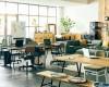 ASKUL × ジャーナルスタンダードファニチャーの共同企画のオフィス家具シリーズ