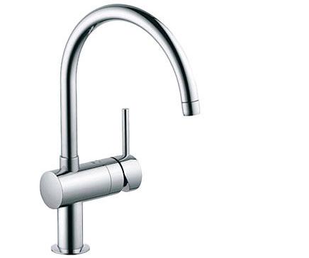 キッチン水栓はGROHE(グローエ)かVOLA(ボラ)かARWA(アルワ)かDORNBRACHT(ドンブラハ)にしたい