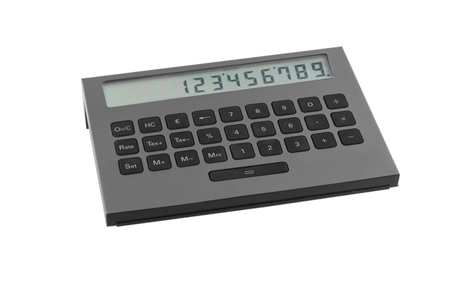 BOXIT DESK TOP CALCULATOR