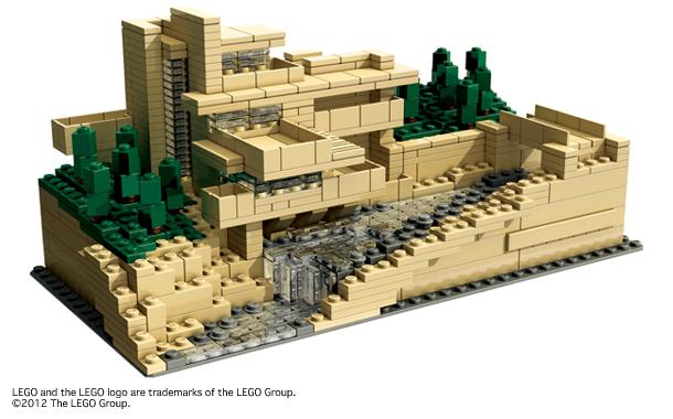 LEGO Architecture(レゴ アーキテクチャー)が日本正式発売!