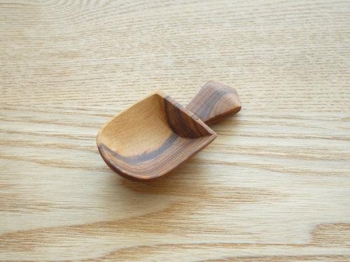 サンクプリュスで買った小さな木のスプーン