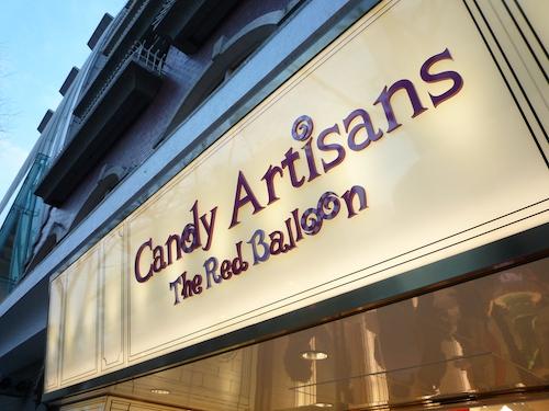 オーストラリアの飴職人のお店「Candy Artisans The Red Balloon(キャンディーアーティザンズ・レッドバルーン)」に行ってきました