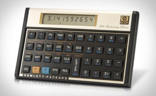 プロ用電卓の定番モデルに30周年記念限定バージョン登場