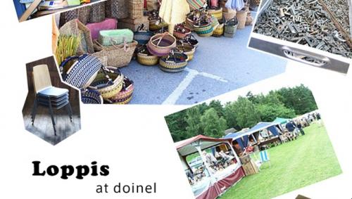 biotope、蚤の市「Loppis at doinel」を開催