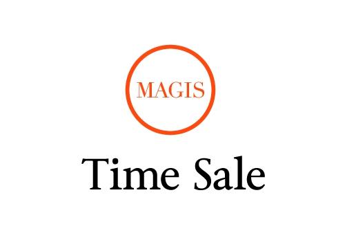 タイムセール情報…MAGIS製品が最大67%オフ!