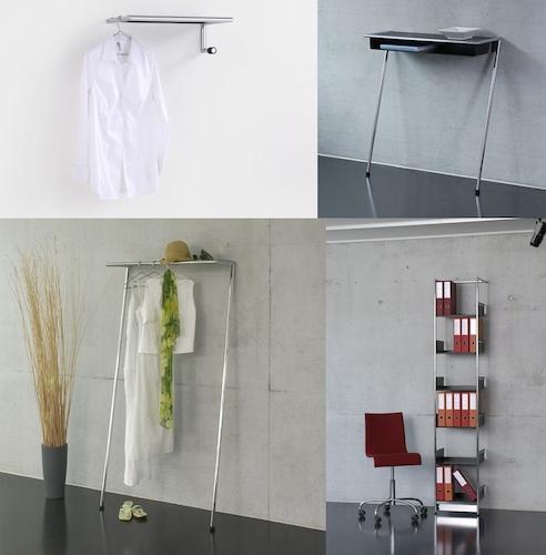 MOX(モックス)というブランドの壁掛け家具が気になります