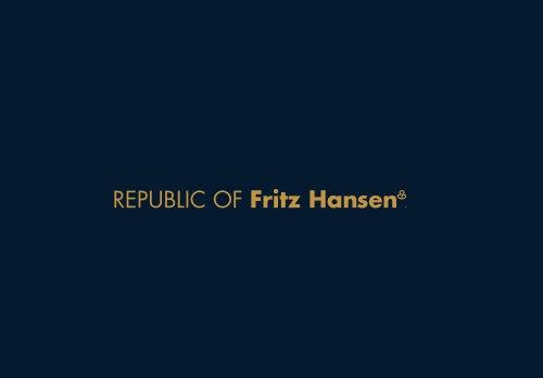 フリッツ・ハンセン専門店「REPUBLIC OF FRITZ HANSEN STORE AOYAMA」オープン