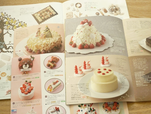 今年のクリスマスケーキ選び