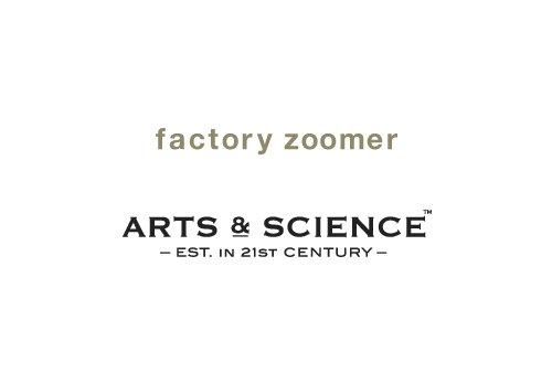 factory zoomerのクリスマスオーナメント、ARTS & SCIENCEで販売