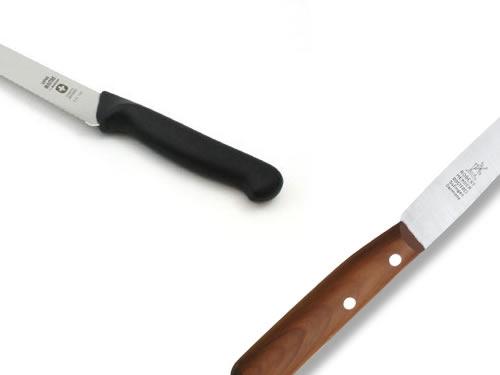 ブレッドナイフの候補2つ