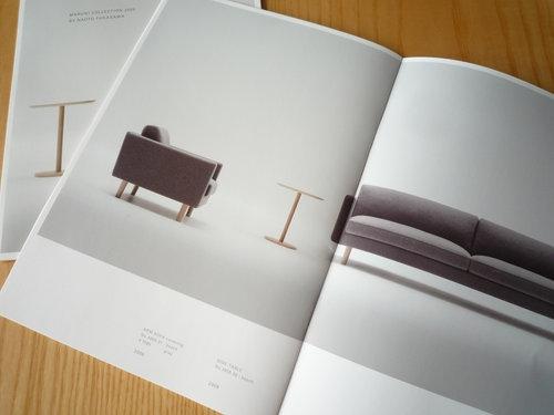 深澤直人×マルニ木工のソファを見に伊勢丹新宿店に行って来ました