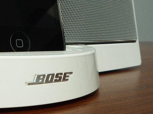 BOSE(ボーズ)のスピーカー「SoundDock」をいただきました