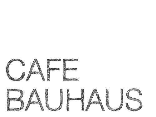 「カフェ・バウハウス」、開催
