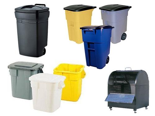 かっこいい屋外用ゴミ箱情報…追加!