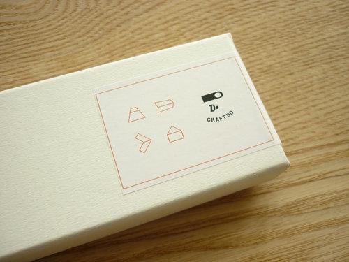 CIBONE(シボネ)で買ったモノその2「ドーの箸置き 白」