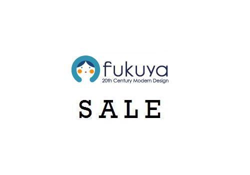 ヴィンテージ食器のお店・Fukuyaが5周年記念セール開催