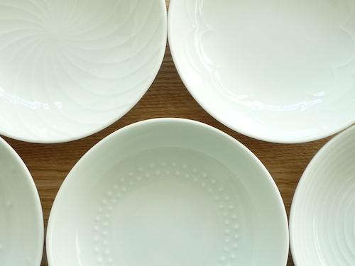 白山陶器で買ったもの~シェルシリーズの小皿