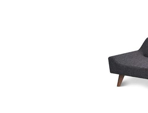 ハリスツイードのソファ