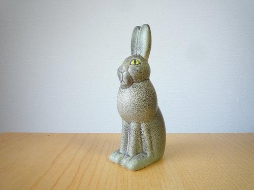 リサ・ラーソンのウサギが半年早くやってきました