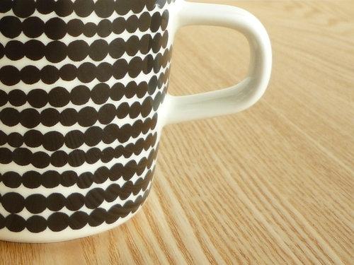 マリメッコ吉祥寺店3周年記念イベントで買ったもの~Rasymatto(ラシィマット)柄のコーヒーカップ
