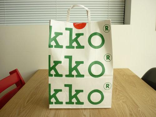 marimekko(マリメッコ)で買ったモノ…Rasymatto(ラシィマット)柄のティーポット