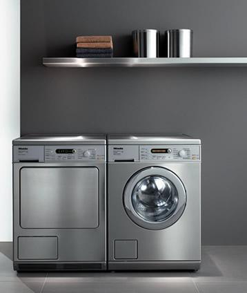 Miele(ミーレ)の洗濯機にステンレスモデルが