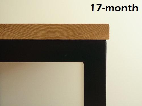 NAUT アトリエテーブルの使用感レビュー~1年5ヵ月後版