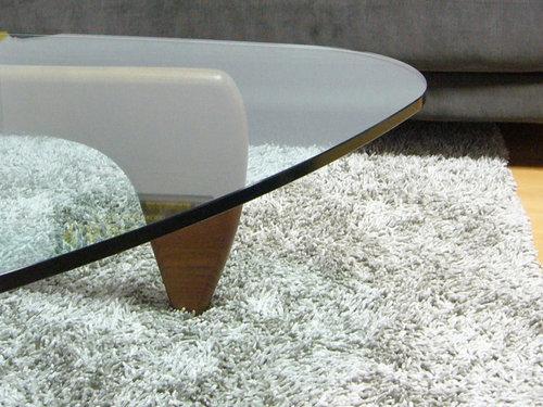 Noguchi Coffee Table(ノグチコーヒーテーブル)を封印しています