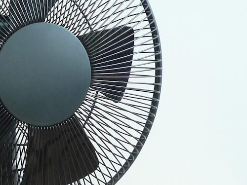 ±0(プラスマイナスゼロ)の扇風機を出しました