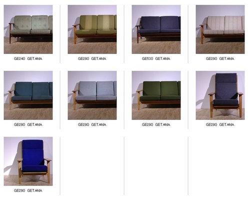 GETAMAのソファが大量入荷しているお店発見!