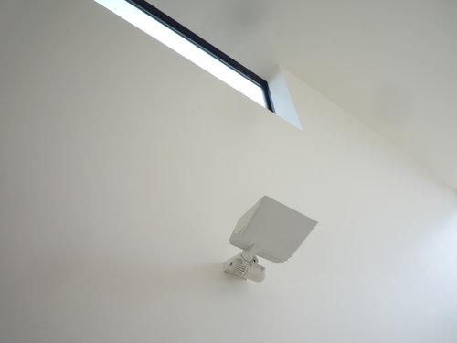 照明が入り始めました~建築工程レポート