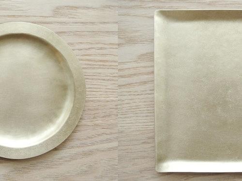 坂野友紀の真鍮プレート