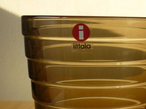 廃番のイッタラ「Aino Aalto」(サンド)を買い足しました
