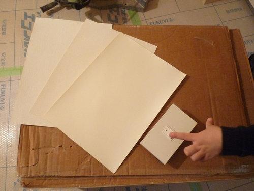 内装仕上げ最終確認会その1~壁紙(クロス)は2種を使い分けます