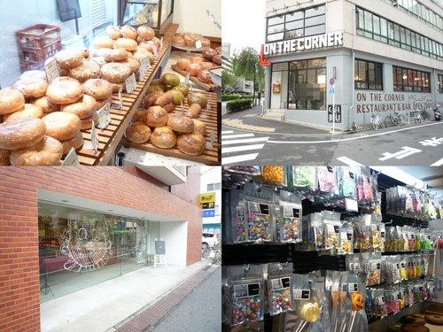 tecona bagelworks、SPBS、ON THE CORNER…渋谷近辺のお出かけ&買い物記録