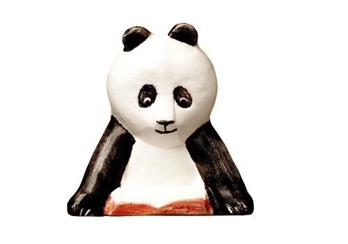 こ、これは・・・リサ・ラーソン作の陶器製Yonda?がもらえる!?