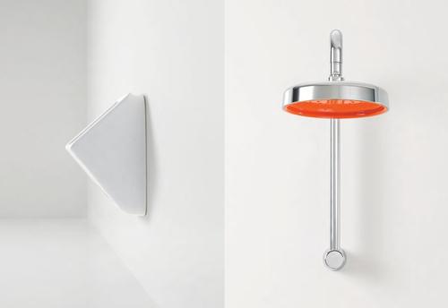 マーク・ニューソンがデザインした水まわり製品