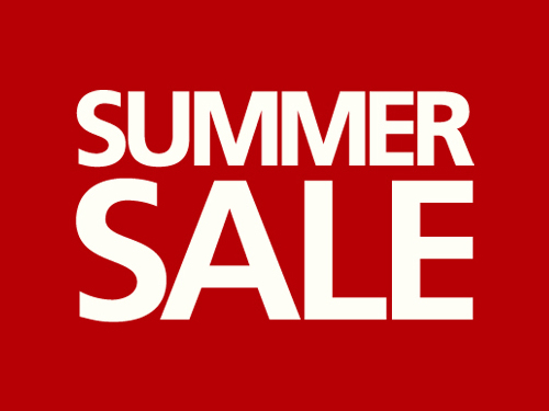 BALSの「SUMMER SALE」スタート