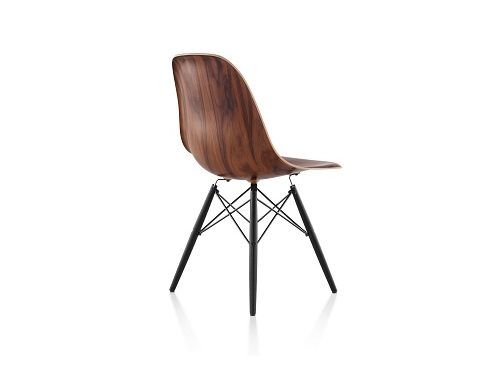 Eames Side Shell Chair Wood