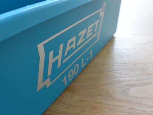 HAZET(ハゼット)のツールボックス「190L-1」