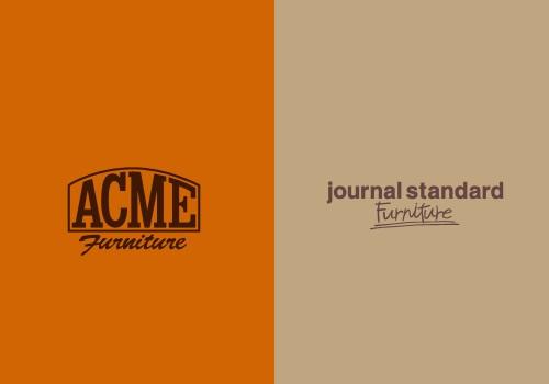 ACME FURNITURE、ジャーナルスタンダードファニチャーのタイムセール開催中