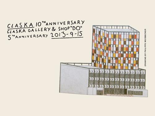 CLASKA(クラスカ)がオープン10周年の記念感謝祭開催