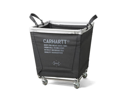 Carhartt x Steele Canvas Laundry Cart_black