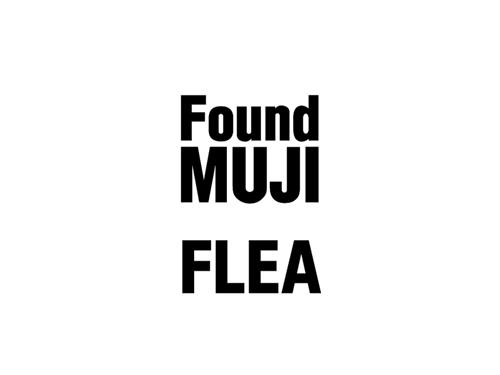 Found MUJI FLEA