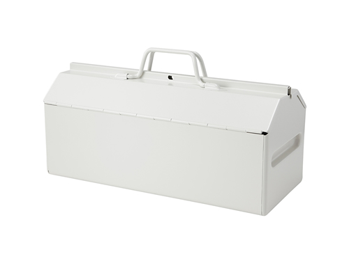 Found MUJI限定のスチール工具箱?
