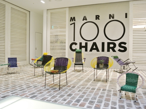 MARNI 100 CHAIRS