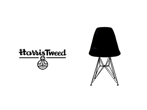 harristweed_Eames Shell Chair