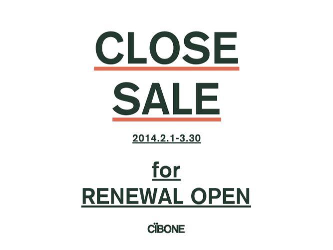 CIBONE_closesale