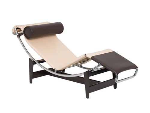 Cassina & Louis Vuitton Craft a Limited Edition LC4 Chaise Lounge